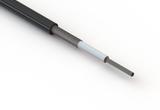Wire, 1C TS, 18 AWG, UL1185, 300V, 80C, 3.4 mm, shielded, VW-1, PVC, 79A