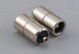 Connector, dc jack, 5.5x2.1xL17.4 mm, molding style