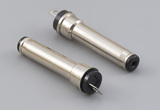 Connector, dc plug, 3.2x0.9xL20.2mm, molding style, spring contacts