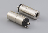 Connector, dc jack, 3.0x1.1x5.9xL16.5 mm, molding style
