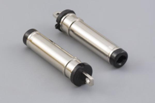 Connector, dc plug, 4.0x1.7xL21.5 mm, EIAJ-2, molding style, spring contacts
