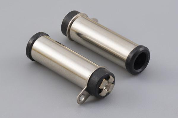 Connector, dc plug, 5.5x3.3x1.0xL19 mm, EIAJ-4, molding style