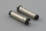 Connector, dc plug, 4.0x1.7xL20 mm, EIAJ-2, molding style, 5 mm spring contacts